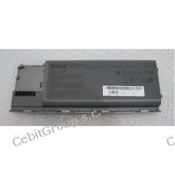 ORYGINAL Bateria DELL Latitude D620 D630 5200mAh