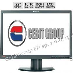 "Lenovo ThinkVision L2250P 22"""