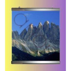 Aluminiowe Listwy Plakatowe Profil na Plakat 20 cm