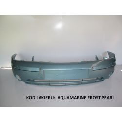 ZDERZAK FORD MONDEO MK III 00-03 AQUAMARINE FROST