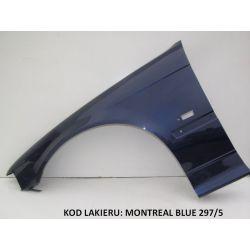 BŁOTNIK BMW E36 3 III 90-00 E 36 MONTREAL BLUE 297