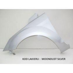BŁOTNIK FORD FOCUS MK II FL 08-10 MOONDUST SILVER