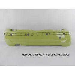 ZDERZAK TYLNY FIAT PANDA 03- 733/A VERDE GUACOMOLE