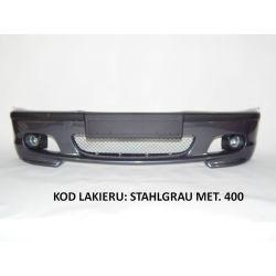 ZDERZAK KPL BMW 3 E46 98-05 M PAKIET STAHLGRAU 400