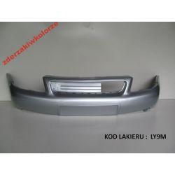 Zderzak Audi A3 A 3 8L 96-03  LY9M srebrny L Y9M