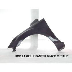 Błotnik lewy Ford Focus MK2 FL 08-10 PANTER BLACK