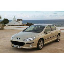 Zderzak przód sprysk Peugeot 407 04-10 Twój kolor