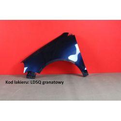 Błotnik lewy VW Polo IV 4 05-09 9N3 kolor (LD5Q)