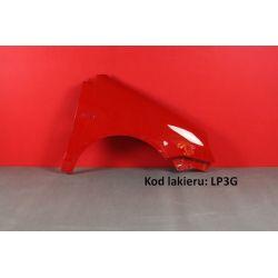 Błotnik prawy VW Polo IV 4 01-05 9N kolor (LP3G)