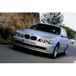 Zderzak tylny BMW 5 E39 96-04 Black Sapphire 475/9