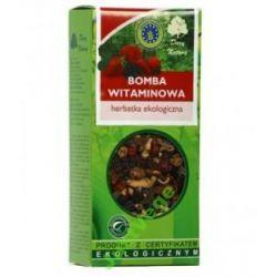 Bomba witaminowa herbata Eko 100 g Dary Natury