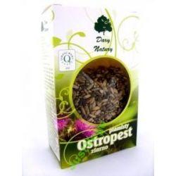 Ostropest plamisty nasiona 100 g HIT Dary Natury