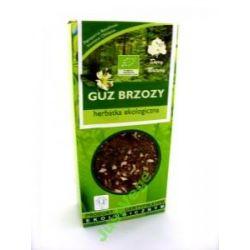 Guz brzozy Eko herbata  50 g Dary Natury
