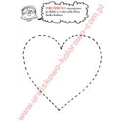 Serce - wersja drukowana