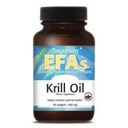 Krill oil 500mg 60kaps...