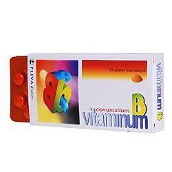 Vitaminum B compositum 50tabl...