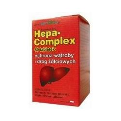 Hepa-Complex 60 tabl...