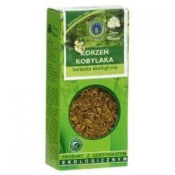 KORZEŃ KOBYLAKA herbatka ekologiczna...