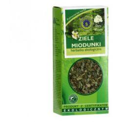ZIELE MIODUNKI herbatka ekologiczna...