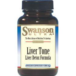 Liver tone - liver detox formula 120kaps...