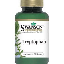 L-tryptofan 500mg 60kaps...