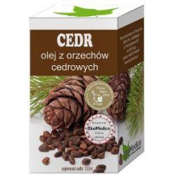 Olej z Orzechów Cedrowych 100ml...