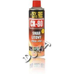 Cx80-Smar miedziany w Sprayu