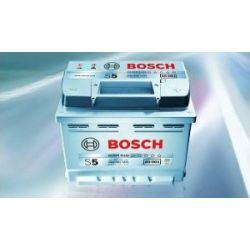 Akumulator BOSCH S5 61 Ah S5 004 P+...