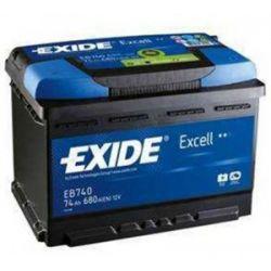 Akumulator EXIDE EXCELL 85 AH EB852 P+...
