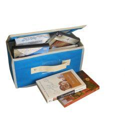 PRAKTYCZNY POJEMNIK N A PŁYTY CD/DVD drobiazgi Solniczki i pieprzniczki