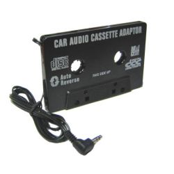 KASETA ADAPTER TRANSMITER MP3 Sprzęt car audio