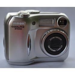 Aparat Nikon Coolpix 3100 Aparaty cyfrowe