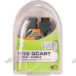 KABEL SCART RGB + KABEL OPTYCZNY DO XBOX 360 Gry