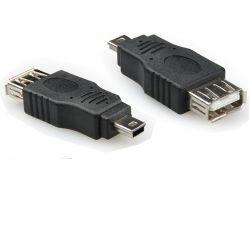 PRZEJŚCIÓWKA ADAPTER USB 2.0 NA MINI USB Blachy i formy do pieczenia