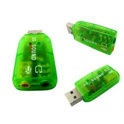 KARTA DŹWIĘKOWA NA USB 5,1 Dźwięk