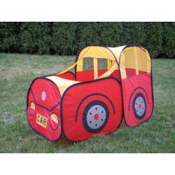 DOMEK NAMIOT DO ZABAWY W POKOJU OGRODZIE-auto duży Zabawki ogrodowe