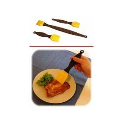PĘDZELKI SILIKONOWE 3 szt -pomoc kuchenna Zegary