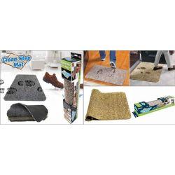 Clean Step Mat - magiczna wycieraczka do butów Zabawne gadżety