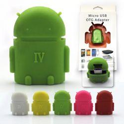 Czytnik OTG Kart Pamięci MicroSD Android Fotografia