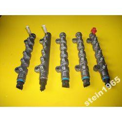 Listwa wysokiego ciśnienia, Rampa 2,5 DCi G9U