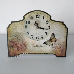 zegar rustykalny