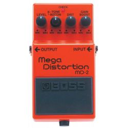 Boss MD2 MD-2 Mega Distortion efekt przester VIMUZ