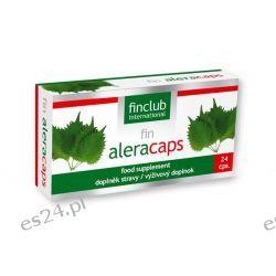 fin Aleracaps - wyciąg z rośliny pachnotka zwyczajna