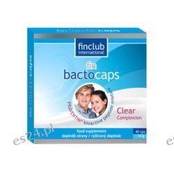 fin Bactocaps - bioaktywna mieszanka peptydów