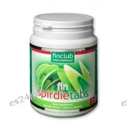 fin Spirdietabs - Spirulina - zielona alga