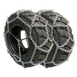 Łańcuch śniegowy do wózka widłowego 6.50x10 fi - wzmocnione...
