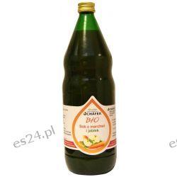 BIO - Sok z marchwi i jabłek 1000 ml