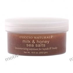 Sól morska do pedicure miodowo- mleczna