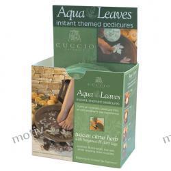 Aromatyczne liście wodne cytrus i bergamotka