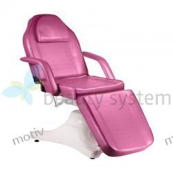 Hydrauliczny fotel kosmetyczny BD-8222 wrzosowy
